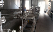 Pump Room for De-NOx Project